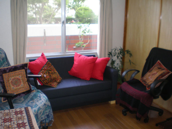 Counselling and play therapy room in Kobe, Kansai, Japan
